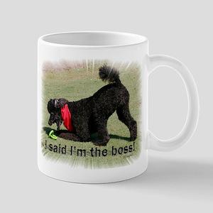 I'm the Boss Mug