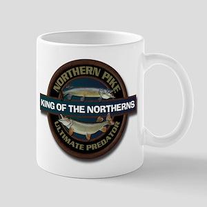 Pike Fishing Mug