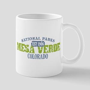 Mesa Verde Colorado Mug