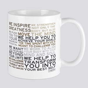 Trainer's Manifesto Mug
