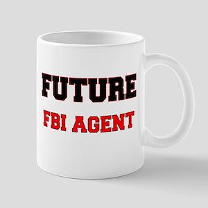 Future Fbi Agent Mug
