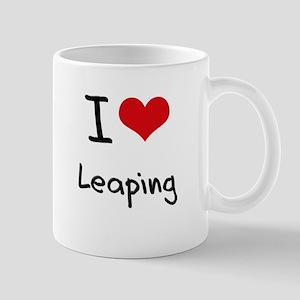 I Love Leaping Mug