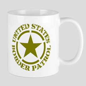 border-patrol Mug