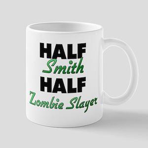 Half Smith Half Zombie Slayer Mugs