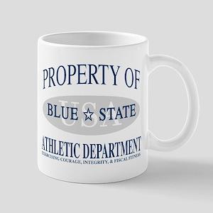 Blue State Athletic Departmen Mug