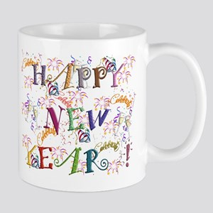 Happy New Year! Mugs