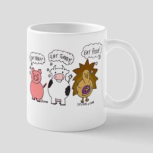 Eat Pizza! Mug