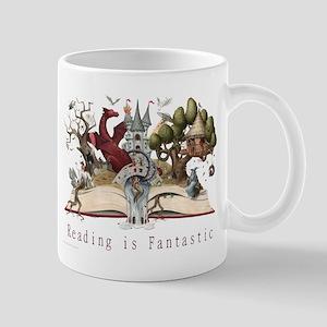 Reading is Fantastic II Mug