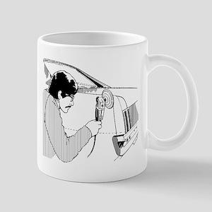 Auto Body Worker Mugs