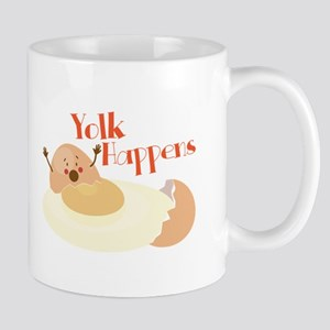 Yolk Happens Mugs