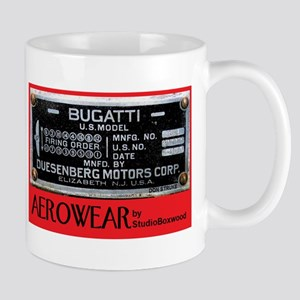 Bugatti Duesenberg Mug (also available in large)