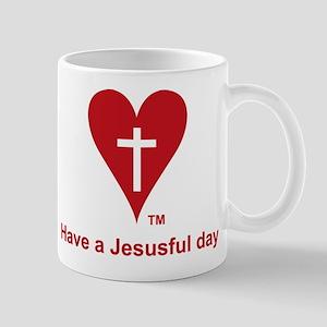 Have a Jesusful Day Mug
