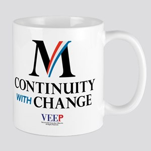 Veep Continuity Change Mug