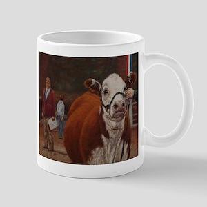 Heifer Class - Hereford Mug