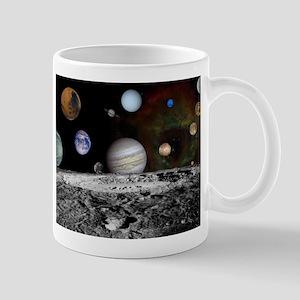 Solar System Montage Mugs