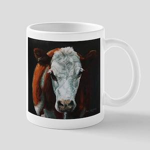 Hereford Cattle Mug