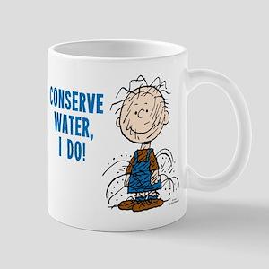 The Peanuts: Conserve Water Mug