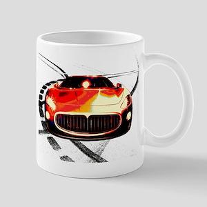 Maserati Style Large Mugs