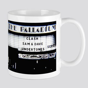 The Clash, Sam & Dave AND the Undertones LIVE Mug
