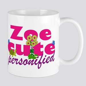 Cute Zoe Mug