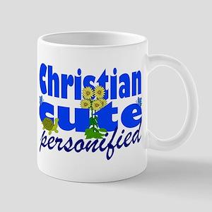 Cute Christian Mug