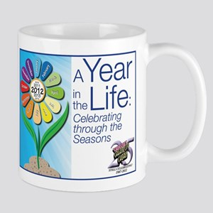 """""""A Year in the Life"""" Mug"""