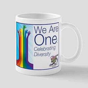 """We Are One"" Mug"