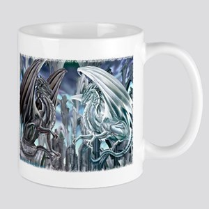 Ruth Thompson's Checkmate Dragon Mug