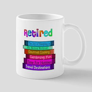 Retired Professionals Mug
