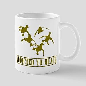 Addicted to Quack Mug