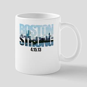 Boston Strong Skyline Mug