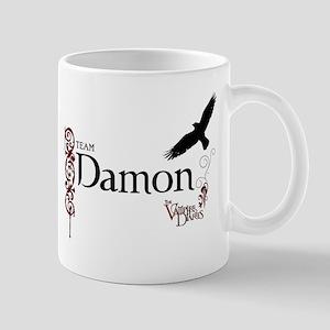 THE VAMPIRE DIARIES Damon & Raven Mug