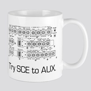 Try Sce To Aux. Mugs
