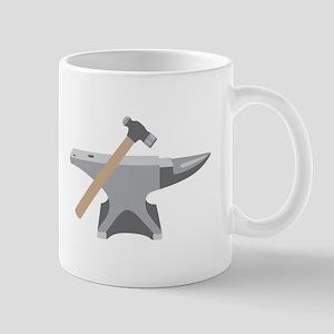 Anvil & Hammer Mugs