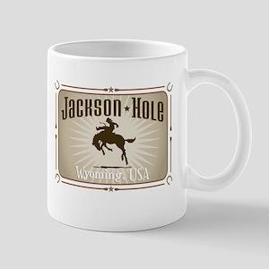 Horshoe Cowboy Mugs