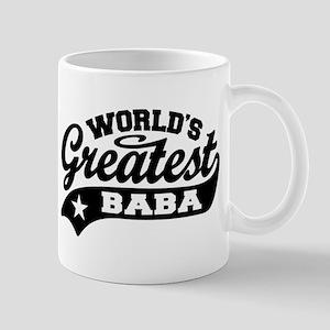 World's Greatest Baba Mug