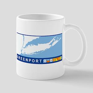 Greenport - Long Island. Mug