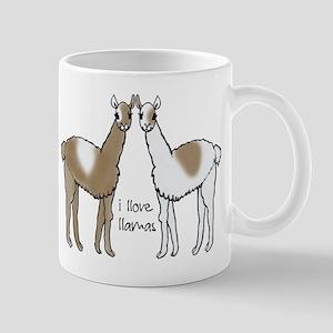 i llove llamas Mugs