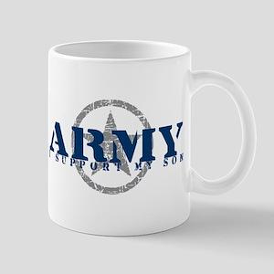 Army - I Support My Son Mug