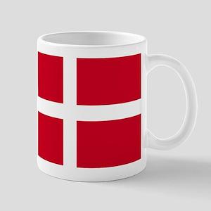 Flag of Denmark 1 Mugs