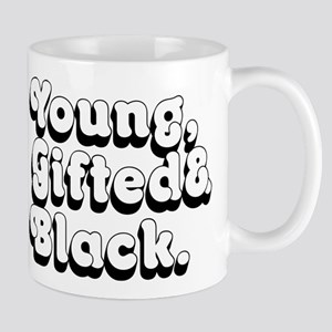 Young, Gifted & Black. Mugs
