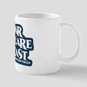 SF LOGO BLUOUTLINE Mug