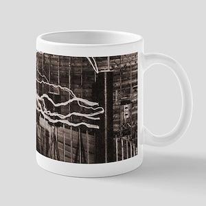 Nikola Tesla at Colorado Springs Mugs