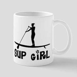 SUP_Girl-b Mugs