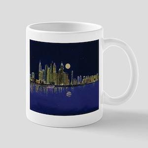 Reflection of city Mug
