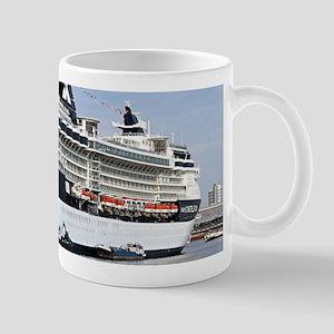Celebrity Constellation cruise ship, Amsterda Mugs