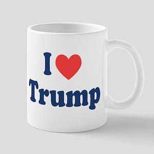 I Heart Trump Mugs