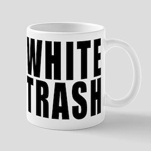White Trash Mug