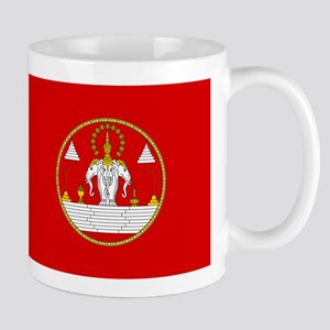 Laotian Royal Coat of Arms Mug