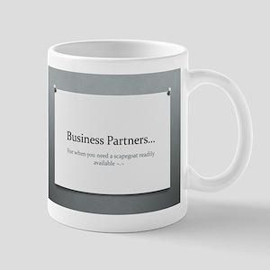 Business Partners Mug